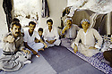 Irak 1991   Retour des Kurdes: la vie sur les rives du Gali Ali Beg  Iraq 1991  Kurds living on the shore of Gali Ali Beg