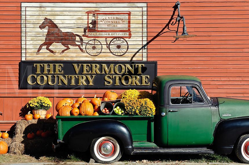 The Vermont Country Store, Weston, Vermont, VT, USA