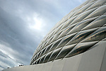 Allianz Arena stadium in Munich, April 03, 2008. (ALTERPHOTOS/Alvaro Hernandez)