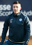 St Johnstone Training…22.12.17<br />Michael O'Halloran pictured during training this morning at McDiarmid Park.<br />Picture by Graeme Hart.<br />Copyright Perthshire Picture Agency<br />Tel: 01738 623350  Mobile: 07990 594431