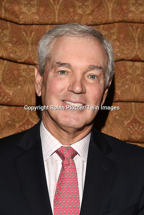 honoree Paul Karpowicz  attends the Library of American Broadcasting  Annual Giants of Broadcasting Luncheon on October 6, 2016 at Gotham Hall in New York City. <br /> <br /> photo by Robin Platzer/Twin Images<br />  <br /> phone number 212-935-0770