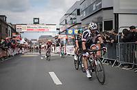 Michael Matthews (AUS/Sunweb) finishing 4th<br /> <br /> 103rd Liège-Bastogne-Liège 2017 (1.UWT)<br /> One Day Race: Liège › Ans (258km)