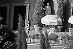SOFIA LOREN<br /> NELLA SUA VILLA DI MARINO - ROMA