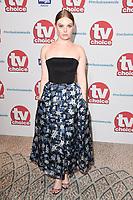 Nell Hudson<br /> arriving for the TV Choice Awards 2017 at The Dorchester Hotel, London. <br /> <br /> <br /> ©Ash Knotek  D3303  04/09/2017