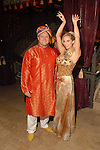 """John and Laura Spalding at the Children's Museum """"Arabian Nights"""" Gala at The Corinthian Saturday  Oct. 14,2006.(Dave Rossman/For the Chronicle)<br />"""