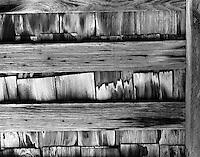 Porch detail, Boerne, Texas.<br /> <br /> Mamiya RB67 Pro SD, 90mm lens, Kodak TMAX 100 film