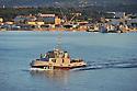 20/06/15 - TOULON - VAR - FRANCE - La Rade de Toulon et son port militaire - Photo Jerome CHABANNE