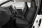Front seat view of a 2020 Skoda Citigo e iV Ambition 5 Door Hatchback front seat car photos