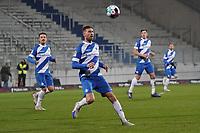 Tobias Kempe (SV Darmstadt 98)<br /> <br /> - 27.01.2021 Fussball 2. Bundesliga, Saison 20/21, Spieltag 18, SV Darmstadt 98 - SV Sandhausen, Stadion am Boellenfalltor, emonline, emspor, <br /> <br /> Foto: Marc Schueler/Sportpics.de<br /> Nur für journalistische Zwecke. Only for editorial use. (DFL/DFB REGULATIONS PROHIBIT ANY USE OF PHOTOGRAPHS as IMAGE SEQUENCES and/or QUASI-VIDEO)