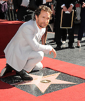 Matthew McConnaughey Star