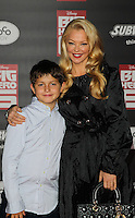 HOLLYWOOD, LOS ANGELES, CA, USA - NOVEMBER 04: Charlotte Ross arrives at the Los Angeles Premiere Of Disney's 'Big Hero 6' held at the El Capitan Theatre on November 4, 2014 in Hollywood, Los Angeles, California, United States. (Photo by Celebrity Monitor)