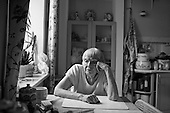 Moscow, Russia<br /> March 31, 2010<br /> <br /> Ludmila Alexeeva, 82 years old at home on the Arbate is the Chair of the Moscow Helsinki Group, is the doyenne of Russia's human rights community. Thirty years ago, she was one of the original Soviet-era dissidents who spoke out against repression. Today, she is not afraid to raise her voice in the renewed fight for rights in Russia, including criticizing policies on hate crimes as well as the war in Chechnya, and is a mentor to the new generation of dissidents. Alexeeva published the seminal book Soviet Dissent in 1985. She also served as President of the International Helsinki Federation for Human Rights - an umbrella group of human rights organizations from 38 countries -- from 1999 to 2004.