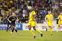 26 SEPTEMBAR 2009:  #17 Emmanuel Ekpo, Columbus Crew mid fielder during the Los Angeles Galaxy at Columbus Crew MLS game in Columbus, Ohio on May 27, 2009.
