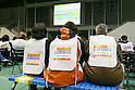 Disaster Drill for Foreign Residents in Tokyo