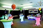 Noah's Glow Party - 17th Birthday Party