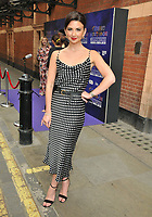 """Zizi Vaigncourt-Strallen at the """"The Show Must Go On!"""" red carpet pre-show, Palace Theatre, Shaftesbury Avenue, London, on Sunday 06 June 2021 in London, England, UK. <br /> CAP/CAN<br /> ©CAN/Capital Pictures"""