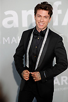 CAP D'ANTIBES, FRANCE - JULY 16:  Benjamin Mascolo at the amfAR Cannes Gala 2021 during the 74th Annual Cannes Film Festival at Villa Eilenroc on July 16, 2021 in Cap d'Antibes, France. <br /> CAP/GOL<br /> ©GOL/Capital Pictures