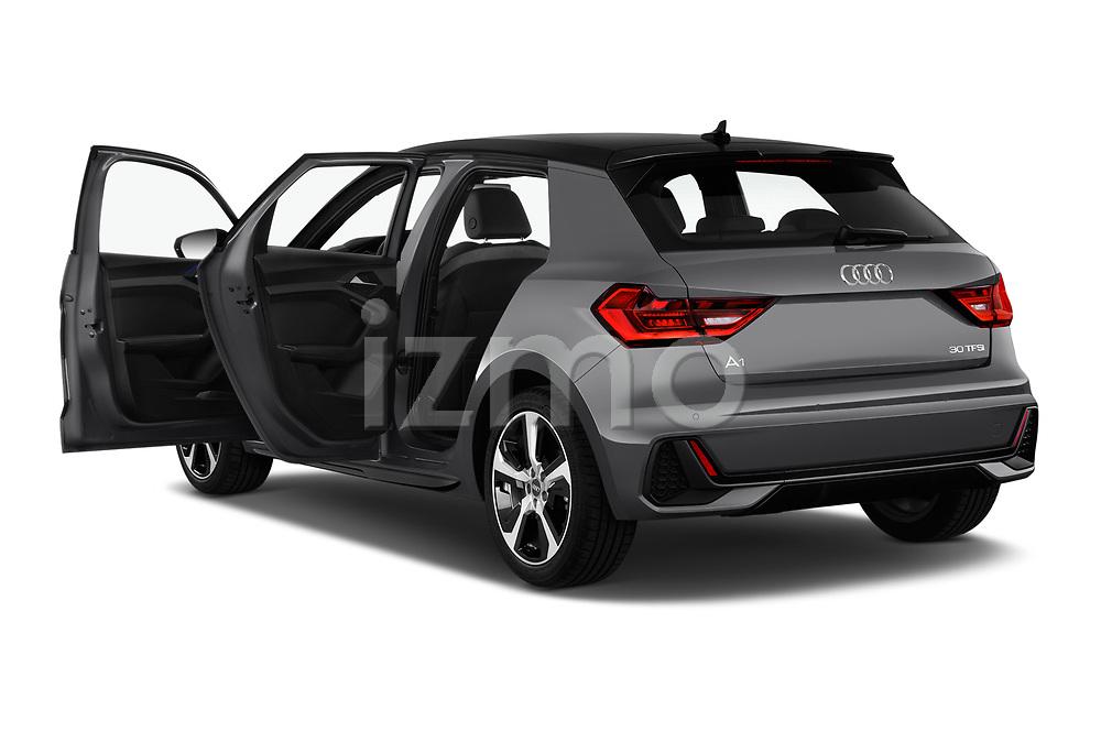 Car images of 2019 Audi A1-Sportback S-Line 5 Door Hatchback Doors