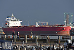 Pictured: Nave Andromeda at berth in Port of Southampton this morning, following the major incident off the east coast of the Isle of Wight after 7 stowaways were detained from the vessel after a reported hijacking. <br /> <br /> SEE OUR COPY FOR DETAILS.<br /> <br /> © Simon Czapp/Solent News & Photo Agency<br /> UK +44 (0) 2380 458800