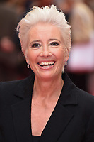 """Emma Thompson<br /> arriving for the premiere of """"The Children Act"""" at the Curzon Mayfair, London<br /> <br /> ©Ash Knotek  D3420  16/08/2018"""