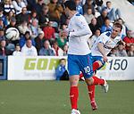 Steven Smith scores for Rangers