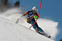 10/03/2015 under 14 girls slalom run 2