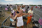 May 15, 2021: Major Lazer with Ape Drums, Diplo, and Jillionaire perform at Preakness Live in the infield on Preakness Stakes Day at Pimlico Race Course in Baltimore, Maryland. Scott Serio/Eclipse Sportswire/CSM