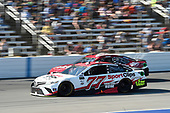 Monster Energy NASCAR Cup Series<br /> AAA Texas 500<br /> Texas Motor Speedway<br /> Fort Worth, TX USA<br /> Sunday 5 November 2017<br /> Erik Jones, Furniture Row Racing, Sport Clips Toyota Camry, Corey LaJoie, BK Racing, Dr Pepper Toyota Camry<br /> World Copyright: John K Harrelson<br /> LAT Images