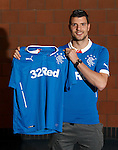 Haris Vuckic arrives from Newcastle on loan to Rangers