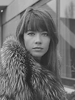 Francoise Hardy in Amsterdam<br /> *16 december 1969