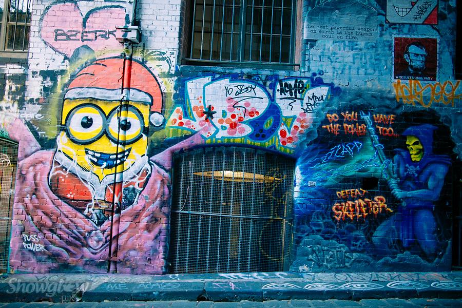 Image Ref: M234<br /> Location: Melbourne CBD<br /> Date: 17.02.17