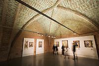 Europe/France/Midi-Pyrénées/81/Tarn/ Albi: Musée Toulouse-Lautrec dans le Palais de La Berbie