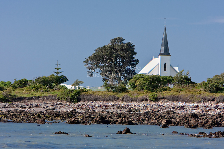 Anglican Church, Raukokore, Bay of Plenty, north island, New Zealand, Highway 35.