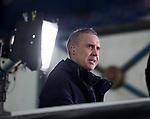 18.3.2021 Rangers v Slavia Prague: David Weir back at Ibrox as TV pundit