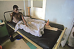 Young Patient, Nyanza Provincial General Hospital