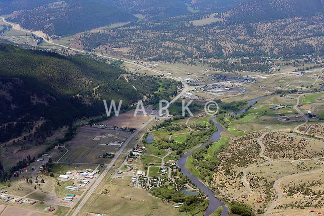 South Fork, Colorado.  July 2013.  80372