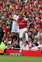 Pictured: Neil Taylor of Swansea City in action. Saturday 10 September 2011<br />