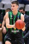 TDAYS EuroCup 2020-2021.Round 1.<br /> Joventut Badalona vs Partizan NIS Belgrado: 85-82.<br /> Nenad Dimitrijevic.