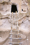 Cliff Dwelling, Bandelier NM, New Mexico, USA