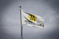 Morrisons Supermarket - flag