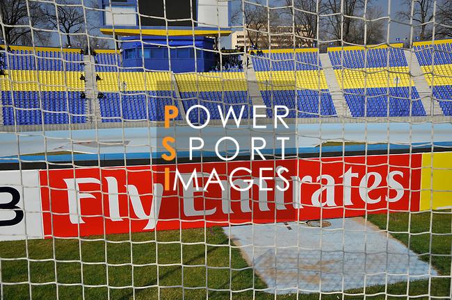 Pakhtakor vs Al Ain during the 2015 AFC Champions League Group B match on March 18, 2015 at the Pakhtakor Stadium in Tashkent, Uzbekistan. Photo by Stringer / World Sport Group