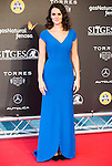 Melina Matthews during the red carpet of the opening ceremony of the Festival de Cine Fantastico de Sitges in Barcelona. October 07, Spain. 2016. (ALTERPHOTOS/BorjaB.Hojas)