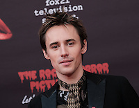 Reeve Carney @ the Fox Television premiere of 'The Rocky Horror Picture Show' held @ the Roxy. October 13, 2016 , West Hollywood, USA. # PREMIERE DE 'THE ROCKY HORROR PICTURE SHOW' A LOS ANGELES
