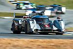 Timo Bernhard (DEU) / Marcel Fa?ssler (CHE) / Romain Dumas (FRA), #1 Audi Sport Team Joest Audi R18 chassis, LMP1 category during the 14th annual Petit Le Mans held at Road Atlanta in Braselton GA, USA.