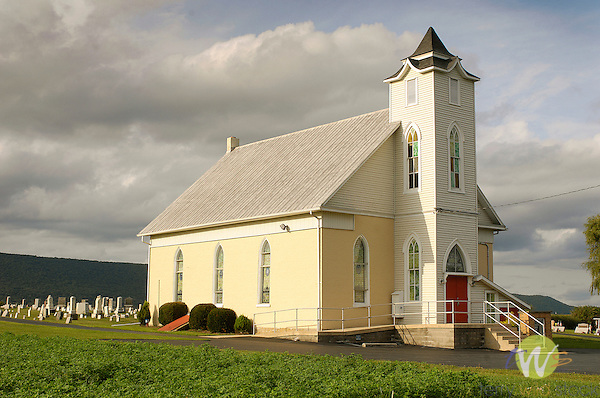 Mt. Bethel United Church of Christ, Nancy Kuhns- pastor, Route 64, Clinton County, PA.