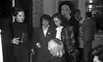 PATRIZIA REGGIANI GUCCI - PRANZO A CASA PAOLA TRIBULSI NEW YORK 1982