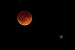 Blood Moon at Passover
