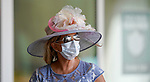 September 4, 2020: Scenes from Kentucky Oaks Day. The race is being run without fans due to the coronavirus pandemic that has gripped the world and nation for much of the year, with only essential personnel, media and ownership connections allowed to attend at Churchill Downs in Louisville, Kentucky. Scott Serio/Eclipse Sportswire/CSM