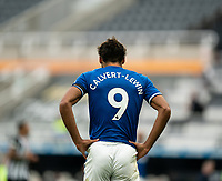 1st November 2020; St James Park, Newcastle, Tyne and Wear, England; English Premier League Football, Newcastle United versus Everton; Dominic Calvert-Lewin of Everton hands on hips