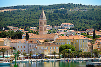 Supetar harbour, Bra? island, Croatia